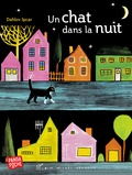 Dahlov Ipcar - Un chat dans la nuit.