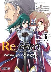 Daichi Matsuse et Tappei Nagatsuki - Re:Zero Troisième arc : Truth of Zero Tome 6 : .