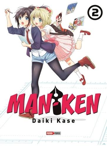Man-Ken Tome 2