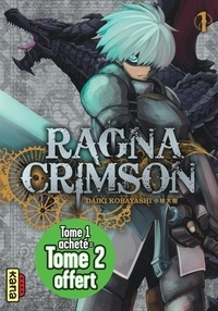 Daiki Kobayashi - Ragna Crimson  : Pack en 2 volumes.