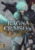 Daiki Kobayashi - Ragna Crimson Tome 1 : .