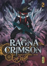 Daiki Kobayashi - Ragna Crimson Tome 2 : .