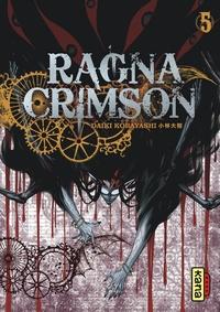 Daiki Kobayashi - Ragna Crimson Tome 5 : .