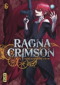 Daiki Kobayashi - Ragna Crimson Tome 6 : .