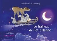 Dainius Sukys et Emilie Maj - Le traîneau de Petit Renne.