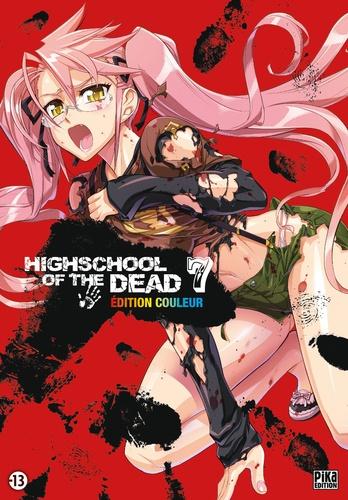 Highschool Of The Dead Scan