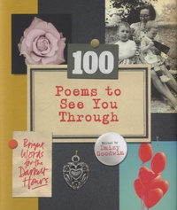 Daisy Goodwin - 100 Poemes to See you Through.