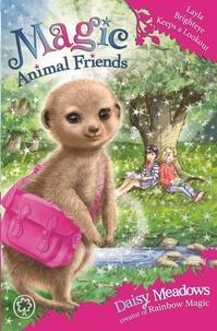 Daisy Meadows - Layla Brighteye Keeps a Lookout - Book 26.