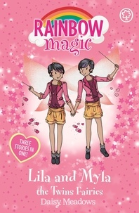 Daisy Meadows et Georgie Ripper - Lila and Myla the Twins Fairies - Special.