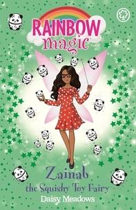 Daisy Meadows et Georgie Ripper - Rainbow Magic: Zainab the Squishy Toy Fairy.