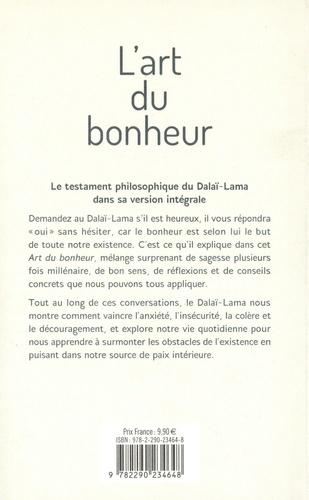 L'art du bonheur. Texte intégral : Tomes 1 et 2  Edition collector
