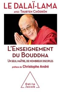 Lenseignement du Bouddha - Un seul maître, de nombreux disciples.pdf