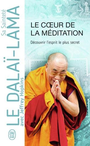 Le coeur de la méditation. Découvrir l'esprit le plus secret - Enseignement sur Les trois mots qui frappent le point vital de Patrul Rinpoché
