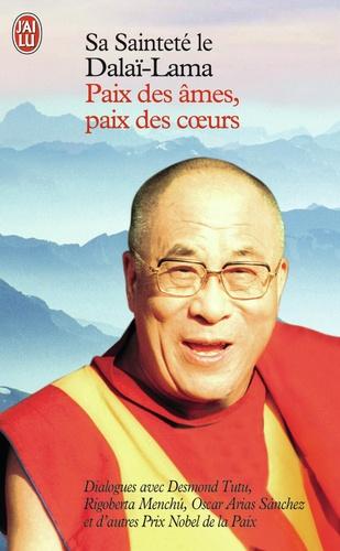 Dalaï-Lama - Paix des âmes, paix des coeurs.