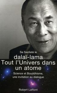 Accentsonline.fr Tout l'univers dans un atome - Science et bouddhisme, une invitation au dialogue Image