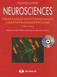 Dale Purves et George-J Augustine - Neurosciences. 1 Cédérom