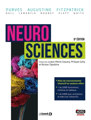 Neurosciences 6e édition