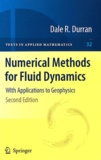 Dale-R Durran - Numerical Methods for Fluid Dynamics - With Applications to Geophysics.