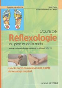 Dalia Piazza - Cours de réflexologie - Du pied et de la main.
