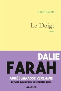 Dalie Farah - Le doigt - roman.