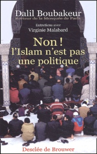 Dalil Boubakeur - .