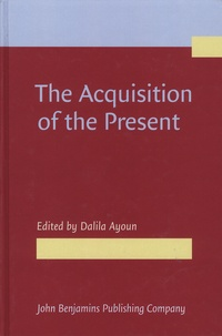Dalila Ayoun - The Acquisition of the Present.