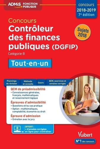 Dalila Benchikh et Dominique Dumas - Tout-en-un Concours contrôleur des finances publiques (DGFIP), catégorie B.