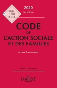 Galabria.be Code de l'action sociale et des familles - Annoté & commenté Image
