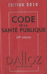 Dalloz - Code de la santé publique.