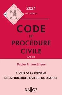 Code de procédure civile annoté -  Dalloz pdf epub