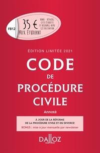 Dalloz - Code de procédure civile annotée.