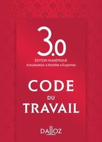 Deedr.fr Code du travail version 3.0 - Accès de 12 mois à l'édition numérique Image