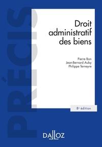 Dalloz - Droit administratif des biens - Domaine public et privé, travaux et ouvrages publics, expropriation.