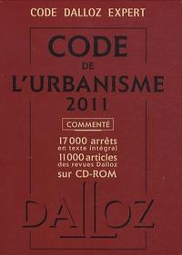 Dalloz-Sirey - Code de l'urbanisme 2011 commenté. 1 Cédérom
