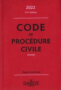 Dalloz-Sirey - Code de procédure civile annoté.
