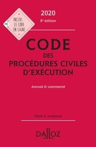Dalloz-Sirey - Code des procédures civiles d'exécution - Annoté et commenté.