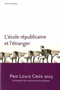 Accentsonline.fr L'école républicaine et l'étranger - Une histoire internationale des réformes scolaires en France (1870-1914) Image