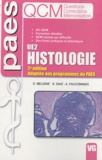 Damien Beligné et E. Diaz - Histologie UE2.