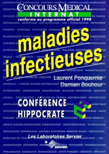 Damien Bouhour et Laurent Fonquernie - Internat - Maladies infectieuses.