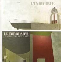 Damien Cabiron - L'indicible - Le Corbusier, chapelle de Ronchamp.
