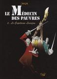 Damien Cabiron - Le médecin des pauvres Tome : Le capitaine Lacuzon.