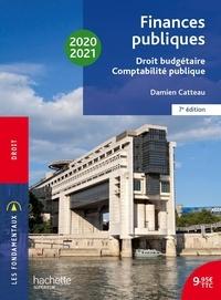 Damien Catteau - Finances publiques - Droit budgétaire, Comptabilité publique.