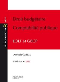 Damien Catteau - Nouveau Droit Budgétaire.
