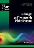 Damien Chenu et Gwennhaël François - Mélanges en l'honneur de Michel Morand.