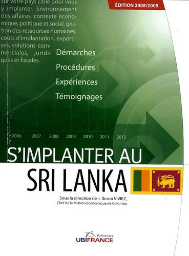 Damien Cremaschi - S'implanter à Sri Lanka.