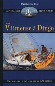Damien De Pas et Carl Mailhot - De la V'limeuse à Dingo.