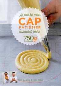 Damien Duquesne et Régis Marcon - Je passe mon CAP pâtissier en candidat libre.
