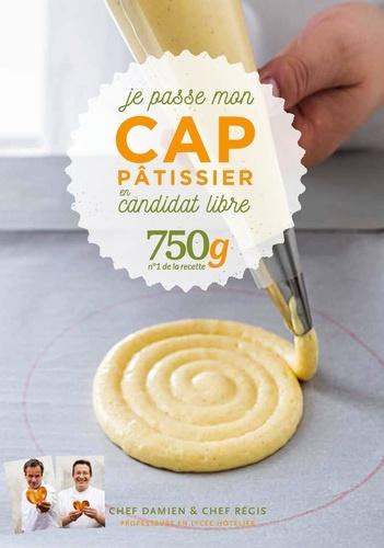 Je passe mon CAP pâtissier en candidat libre - 9782841239016 - 9,99 €