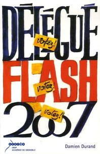 Damien Durand - Délégué Flash.