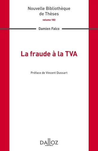 La fraude à la TVA